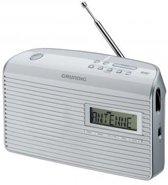 Grundig Music 65 DAB+ Wit/Zilver - Digital Radio