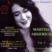 Legendary Treasures - Martha Argerich Vol. 5