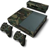 Army Camo - Xbox One Console Skins Stickers