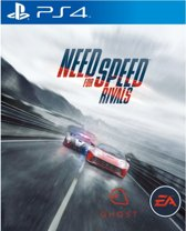 Need for Speed: Rivals - PS4 (import)
