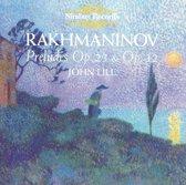 Rachmaninov: Preludes Op.23 & Op.32