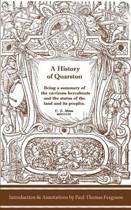 A History of Quarston