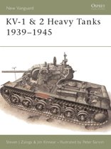 KV-1 & 2 Heavy Tanks 1939-1945