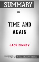 Summary of Time and Again by Jack Finney | Conversation Starters
