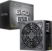EVGA SuperNOVA 650 G3 power supply unit 650 W Zwart