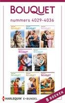 Bouquet e-bundel nummers 4029 - 4036