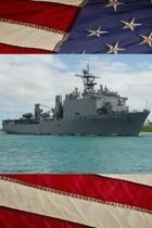 US Navy Dock Landing Ship USS Comstock (LSD 45) Journal