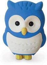 Gum Uil Blauw - 3.5 cm