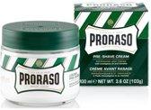 Proraso Pre Shave Cream - 100 ml pre-shave