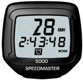 Sigma BC 5000 Speedmaster - Fietscomputer - Zwart