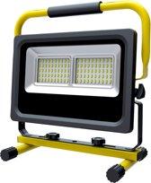 Led bouwlamp op grondstatief 50 watt