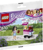 LEGO Friends Cupcake Kraam (Polybag) - 30396