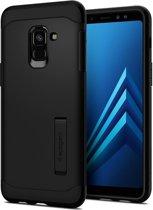 Spigen Galaxy A8 (2018) Slim Armor Black