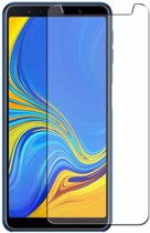 Samsung Galaxy A7 (2018) Tempered glass /Beschermglas Screen Protector