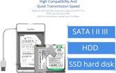 SSD / HDD 2.5 Inch Harde Schijf Behuizing met USB 3.0