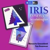 Irisvouwen In Wintersfeer