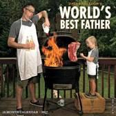 2017 World's Best Father Wall Calendar