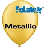 Ballonnen Metallic Goud 30 cm 25 stuks