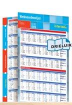 Werkwoordenwijzer Frans - nieuwe editie uitklapkaart