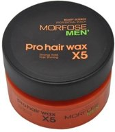 Morfose Men Pro Hair Wax X5 Strong Hold