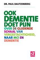 Ook dementie doet pijn