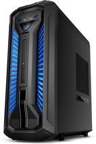 MEDION ERAZER P66017 2.8GHz i5-8400 Intel® 8ste generatie Core™ i5 Zwart PC