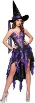Heksen kostuum voor dames - Premium - Verkleedkleding - XS
