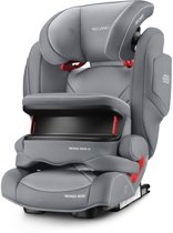 Recaro - Monza Nova IS Seatfix - aluminium grey
