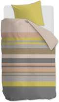 Beddinghouse Linee - Dekbedovertrek - Eenpersoons - 140x200/220 - Pastel