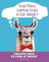 How Many Llamas Does a Car Weigh?