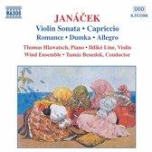 Janacek: Violin Sonata.Capricc