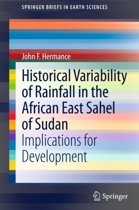 Historical Variability of Rainfall in the African East Sahel of Sudan