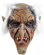 Halloween Trollen masker voor volwassenen