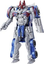 Transformers 2-Step Turbo Changer Optimus Prime - Robot - 20 cm