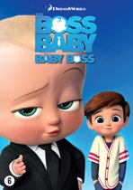 DVD cover van The Boss Baby