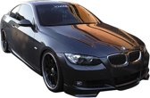 Voorspoiler BMW 3 E92 Coupe 2006- 'JP' (PU)