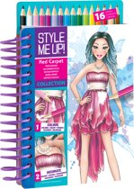 Style Me Up sketchbook, inclusief potloden