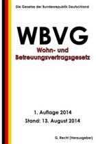 Wohn- Und Betreuungsvertragsgesetz - Wbvg