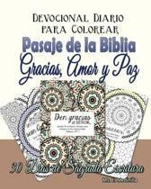 Devocional Diario Para Colorear Pasajes de la Biblia