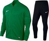 Nike Academy 16 Knit Trainingspak - Senior - Groen/Zwart - Maat S