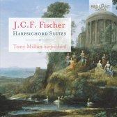 J.C.F. Fischer: Harpsichord Suites