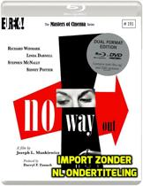 No Way Out (1950) [Masters of Cinema] Dual Format [Blu-ray & DVD)]