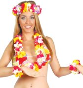 Hawaii Krans Set Classic 4 delig