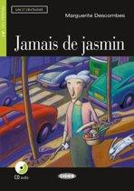 Lire et s'entrainer A1: Jamais de Jasmin Livre + cd audio