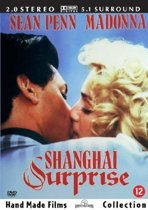 DVD cover van Shanghai Surprise