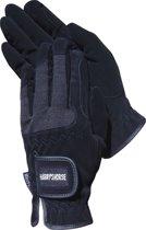 Handschoenen domy/mesh zwart xxxl