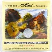 Klassieke gitaar snaren Set .028 - verzilverd - A106-H