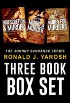 The Johnny Sundance Mystery Series Boxed Set #4