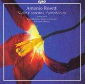 Violin Concertos & Symphonies
