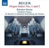 Reger: Organ Works Vol.12